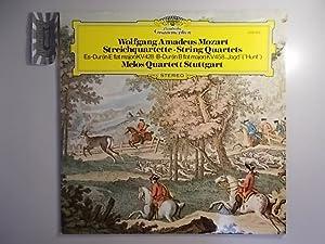 Mozart : Streichquartette [Vinyl, LP, 2530 800].: Mozart, Wolfgang Amadeus