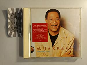 Tomorrow Today [Audio-CD].: Al Jarreau: