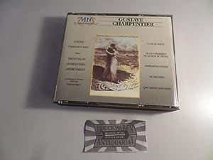 """Charpentier: Louise - """"Les Grandes Pages"""" (Paris: Charpentier, Gustave [Komponist],"""