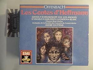 Offenbach: Les Contes d'Hoffmann (Paris 1964) [2: Offenbach, Jacques, Nicolai