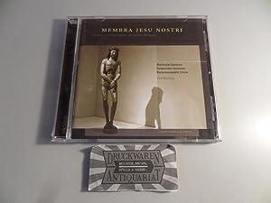 Membra Jesu Nostri: Passions- und Trauermusik [Audio-CD].: Buxtehude, Dietrich, Barockorchester