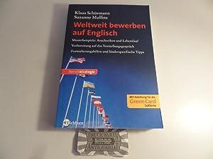 9783821859446 Weltweit Bewerben Auf Englisch Musterbeispiele