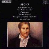 """Louis Spohr: Symphonie No.4 """"Die Weihe der: Spohr, Louis, Budapest"""