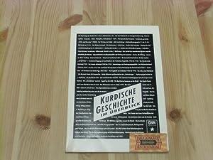 Kurdische Geschichte im Überblick. erarb. zwischen 1992: Arikan, Memo (Hrsg.)