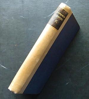 """Reminiscences 1847-1916. [By """"K""""]: KILBRACKEN (John Arthur"""