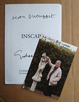 Inscape: [excerpts from letters to Graham Ackroyd,: DUBUFFET (Jean)