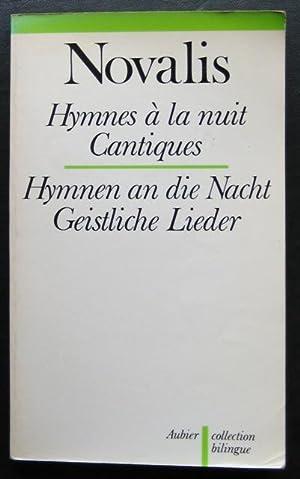 Hymnes à la nuit (Hymnen an die: NOVALIS [i.e. Georg