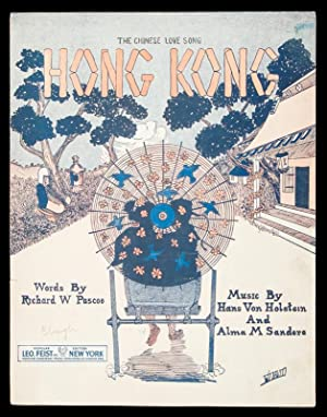 SHEET MUSIC] Hong Kong : the Chinese: PASCOE, Richard W.