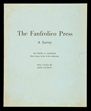 The Fanfrolico Press : a survey: CHAPLIN, Harry