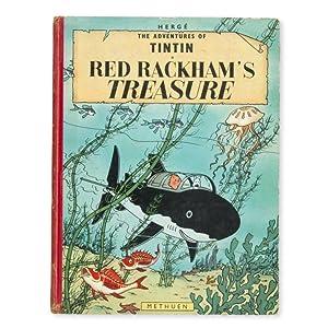 TINTIN] Red Rackham's treasure: HERGÉ (Georges Prosper