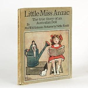 Little Miss Anzac : the true story: HOLMAN, Ada A.;