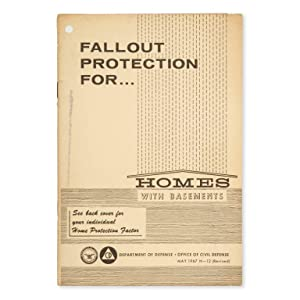 Fallout protection for . homes with basements: JOHNSON, Lyndon B.