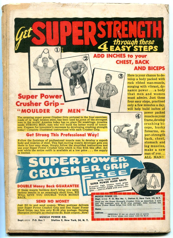 Ha Ha Comics #1 1943- Golden Age Funny
