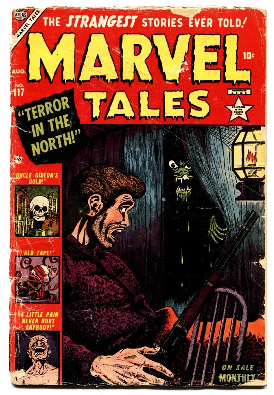 MARVEL TALES #117 comic book-GIL