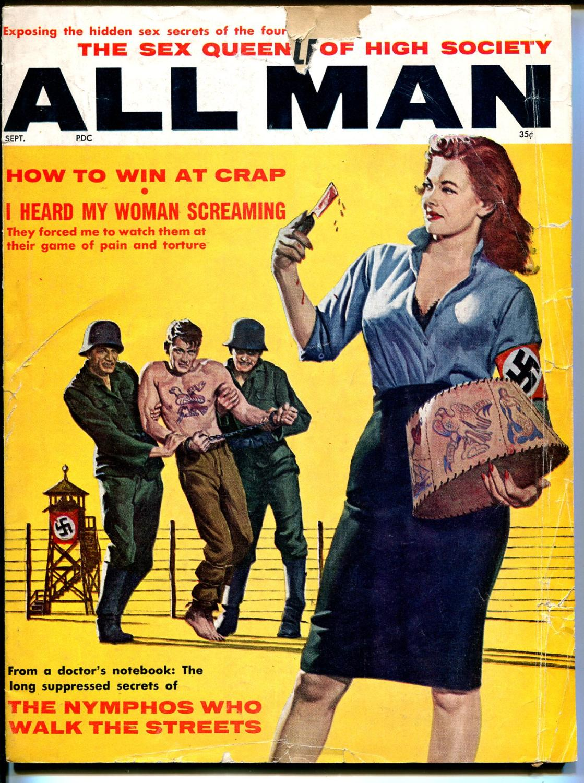 All Man 9/1961-Stanley Pubs-Nazi