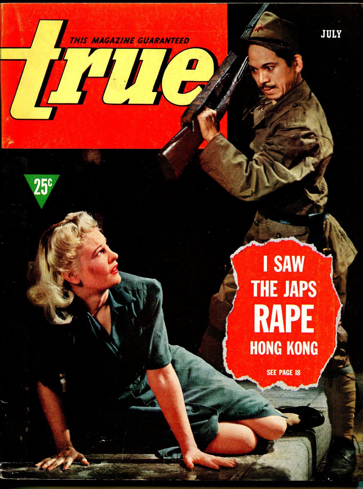 True 7/1942-Country Press-Belle Starr-Japanese soldier-pulp thrills-Bataan-VF- As New