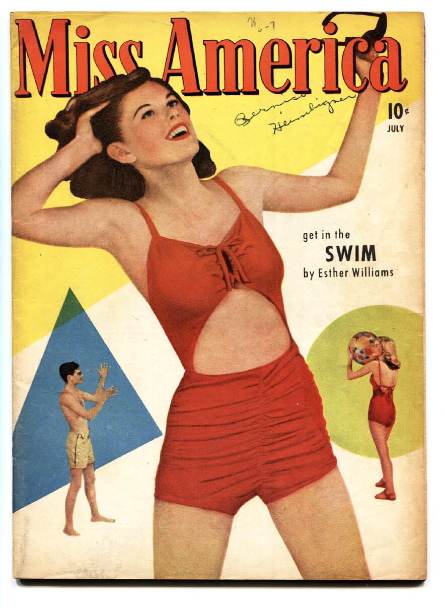 Miss_America_Vol._6_#3_1947-Timely-Esther_Williams-Patsy_Walker-swim_suit-FN___[Fine]