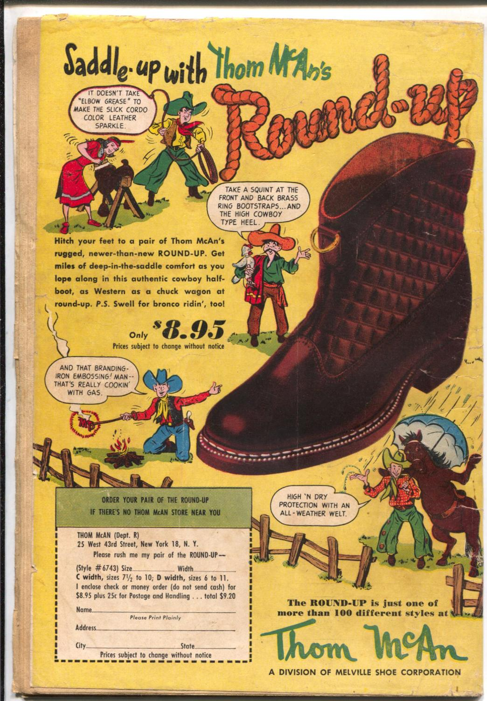 Real Screen #33 1950-DC-Fox & Crow-prank