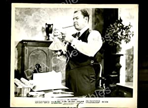 AL CAPONE-8x10 PROMOTIONAL STILL-ROD STEIGER HOLDS DOLL