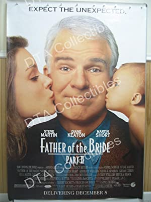 FATHER OF THE BRIDE II-TEASER-48X72 VINYL POSTER EX