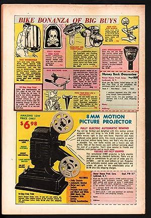 BRAVE AND THE BOLD #42 1962-HAWKMAN-JOE KUBERT-HIGH GRADE COPY
