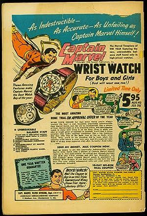 Jungle Comics #108 1948- Good Girl Art- Kaanga- Wambi- Zebra cover F/G