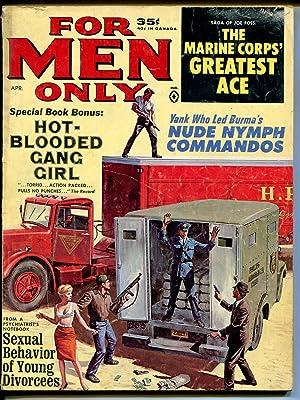 Men's Adventure - DTA Collectibles - AbeBooks