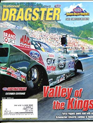 NATIONAL DRAGSTER 5 LOT-2010-SUPERNATIONALS-THUNDER VALLEY/MILE-HIGH VG