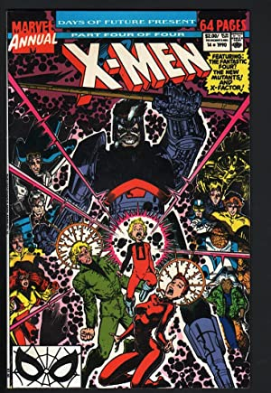 X-MEN ANNUAL #14-First GAMBIT-Super High Grade-NM-Marvel