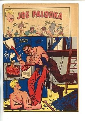 JOE PALOOKA #56-1951-CRIME ISSUE-fr