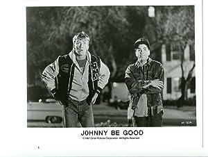 8x10-Promo-Still-Johnny Be Good-Hall-Downey Jr-NM-Comedy-Sport