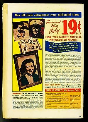 Joe Palooka #48 1950- Harvey Comics- Ham Fisher- Boxing- G