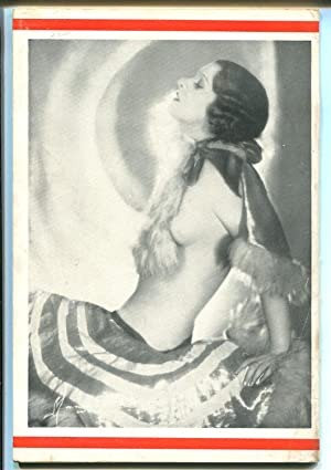 10 Story Book 11/1934-spicy pulp fiction & pix-FN