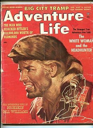 ADVENTURE LIFE- APR 1957-ATLAS-HEADHUNTERS-GIL COHEN-CHARLES COPELAND-fr
