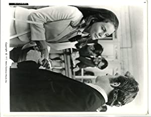 ONE IS A LONELY NUMBER-1972-8 X10 STILL-DRAMA-TRISH VAN DEVERE-PAUL JENKINS-vg