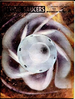 Flying Saucers #72 12/1971-Palmer-Mysteries of The Space