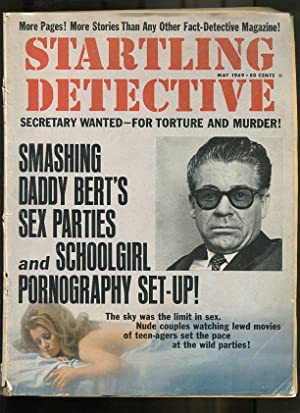 STARTLING DETECTIVE-1969-MAY-GOOD GIRL ART CVR G