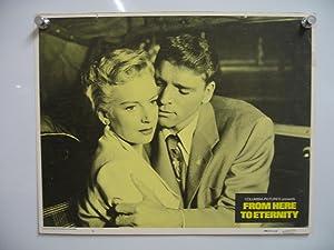 FROM HERE TO ETERNITY-#5-1953-BURT LANCASTER-WAR FILM VG