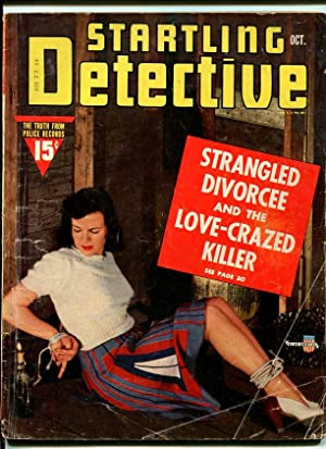 STARTLING DETECTIVE-1941-OCTOBER-BOUNDED WOMAN COVER G