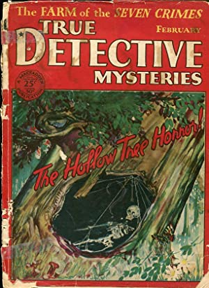 TRUE DETECTIVE MYSTERIES-1929-FEBRUARY-CRIME MAGAZINE FR