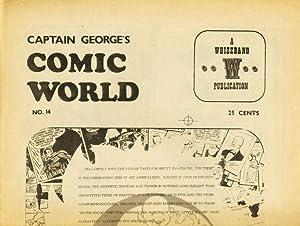 CAPTAIN GEORGES COMIC WORLD-REPRINTS-#14-MUTT N JEFF VG
