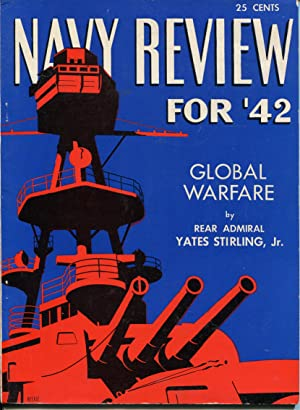NAVY REVIEW FOR '42-1942 1ST ISSUE-FDR-WWII-SOUTHERN STATES PEDIGREE-vf
