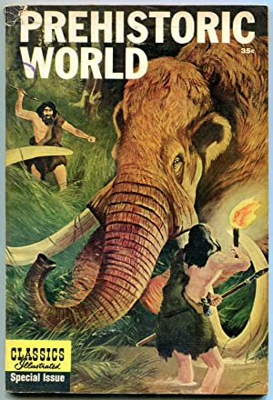 Prehistoric World- CLASSIC ILLUSTRATED SPECIAL ISSUE 1st edition VG