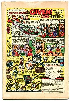 BLACK RIDER #21-1954-two-gun kid by george tuska-GOLDEN AGE- vg-