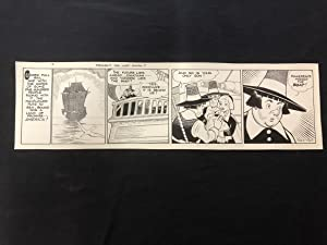 Fred Fox Original Daily Comic Strip Art #18- unpublished?
