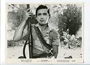 Cry of Freedom-Pancho Magalona-B&W-Still