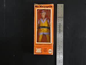 MEGO MR. MXYZPTLK-ORIGINAL BOX-1973-DC COMICS-SUPERMANS ARCH ENEMY--VG/FN