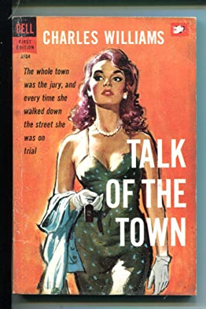 TALK OF THE TOWN-#164-DELL-CHARLES WILLIAMS-CRIME-VIOLENCE-HARDBOILED-vg