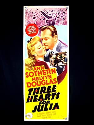 THREE HEARTS FOR JULIA-ANN SOUTHERN-1943-INSERT FN