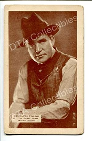 ROCKLIFFE FELLOWES-THE SIGNAL TOWER-1920-ARCADE CARD G